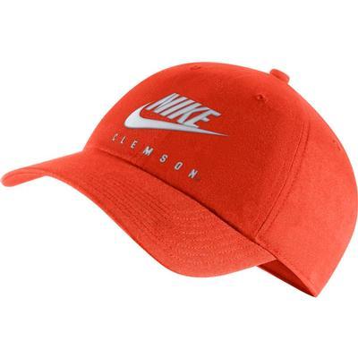 Clemson Men's Nike H86 Futura Adjustable Hat