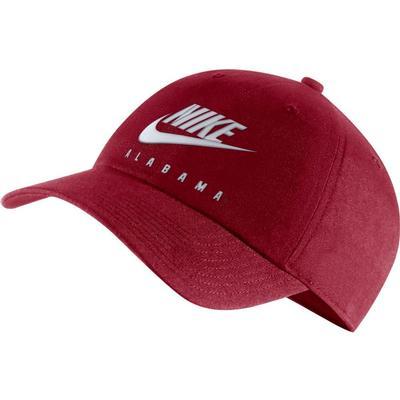 Alabama Men's Nike H86 Futura Adjustable Hat
