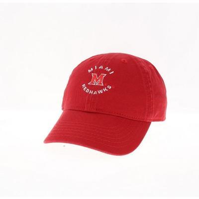 Miami Legacy Toddler Wordmark Circle Hat