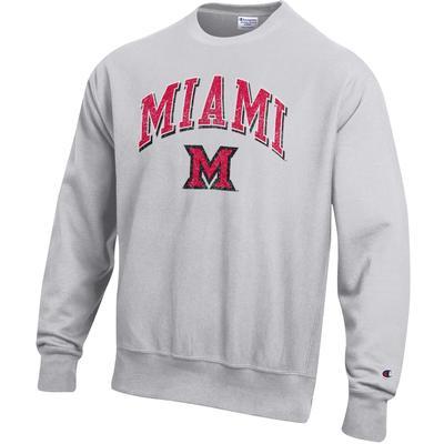 Miami Champion Reverse Weave Crew Sweatshirt