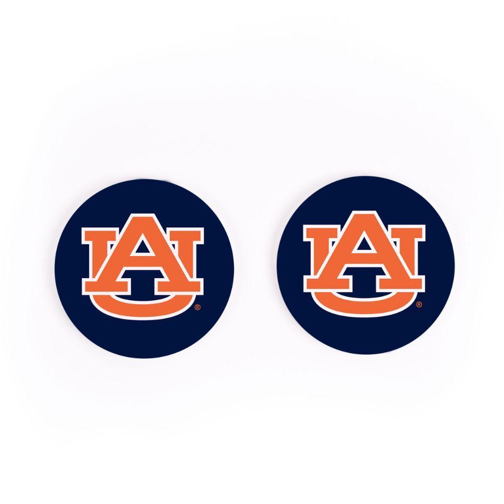 Auburn 2pk Ua Car Coaster