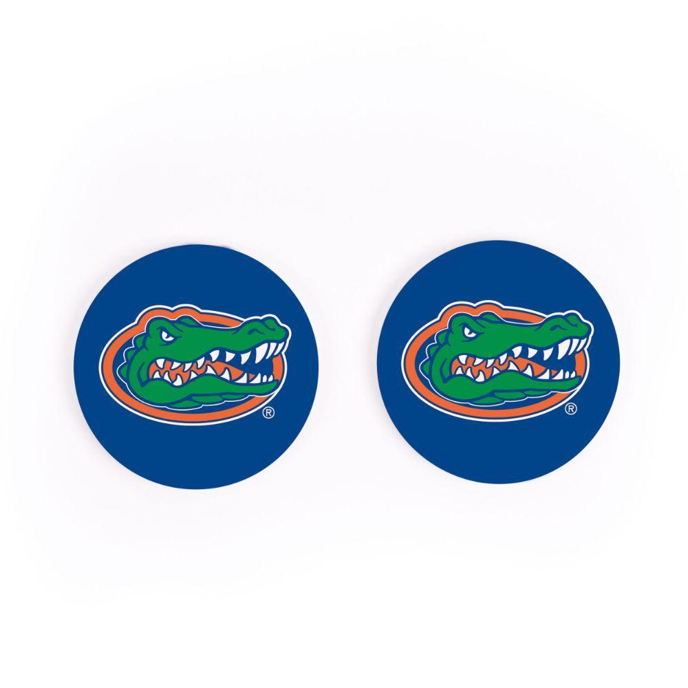 Florida 2pk Car Coaster