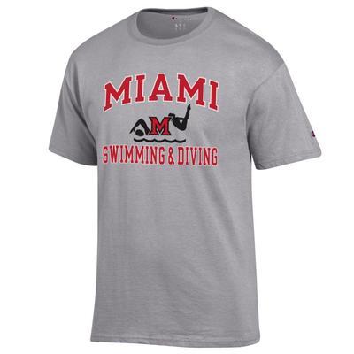 Miami Champion Basic Swimming Tee