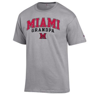 Miami Champion Arch Grandpa Tee
