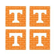Tennessee 4pk Primary Repeat Logo Coaster