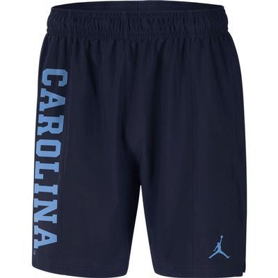 UNC Nike Jordan Brand Men's Practice Shorts