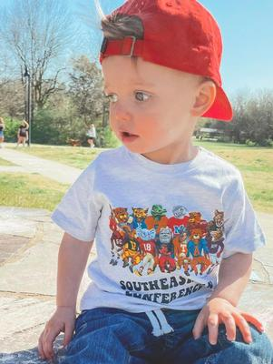 Charlie Southern Infant SEC Family Tee