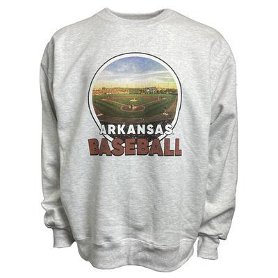 Charlie Southern Arkansas Baseball Sweatshirt