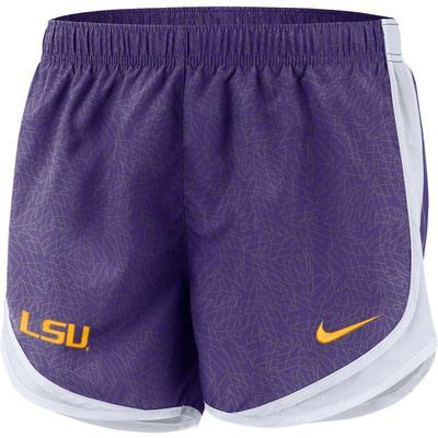 LSU Women's Nike Tempo 2.0 Short