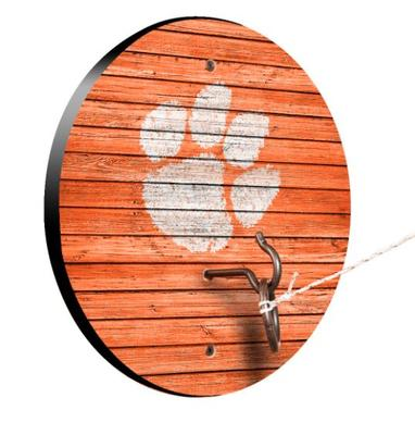 Clemson Tigers Hook And Ring Game