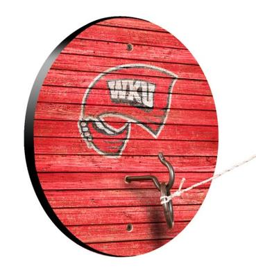 Western Kentucky Hook And Ring Game