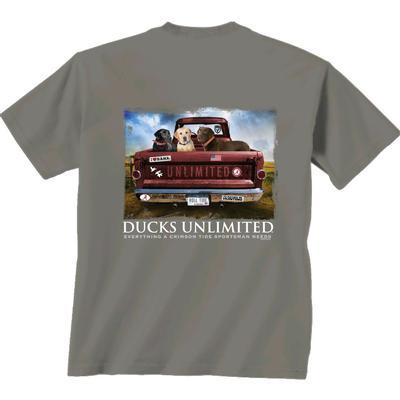 Alabama Du Cob Truck Bed Comfort Colors Short Sleeve Tee