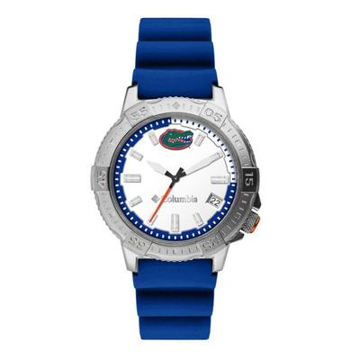 Florida Columbia Peak Patrol Silicone Strap Watch