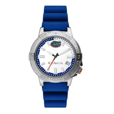 Florida Columbia Peak Patrol Silicone Strap Watch