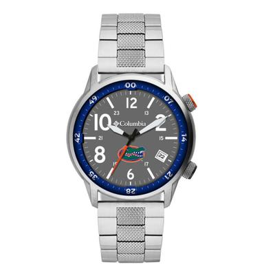 Florida Columbia Outbacker Stainless Steel Watch