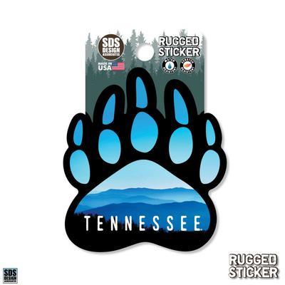Seasons Design Tennessee Bear Paw 3.25