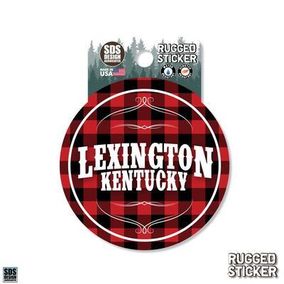 Seasons Design Lexington Buffalo Check 3.25