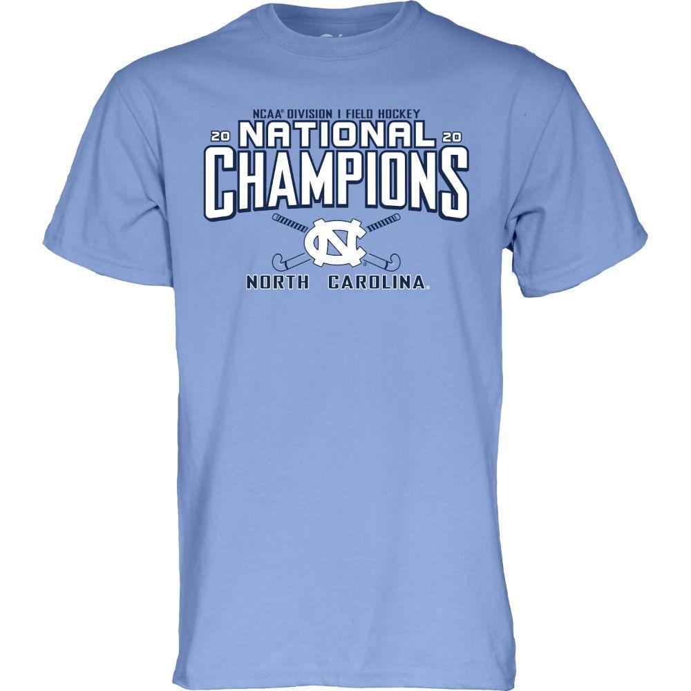 Unc Field Hockey 2020 Ncaa National Champions Tee Shirt
