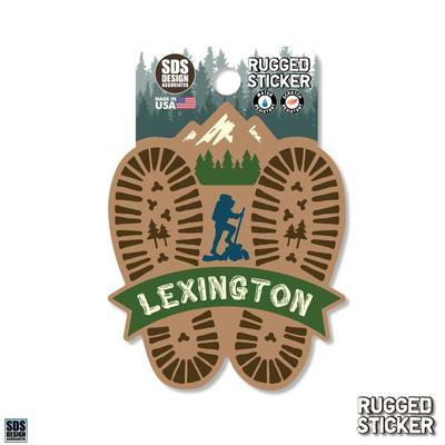 Seasons Design Lexington Hiking Prints 3.25