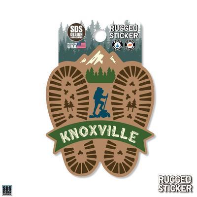 Seasons Design Knoxville Hiking Prints 3.25
