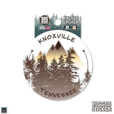 Seasons Design Knoxville Mountains Circle 3.25