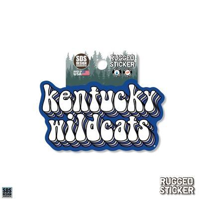 Kentucky Seasons Design School Mascot 3.25