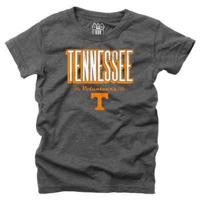 Tennessee Kids Slub Blend Short Sleeve Tee