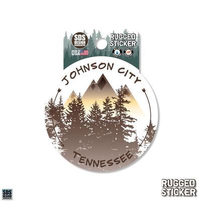 Seasons Design Johnson City Mountain Circle 3.25