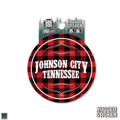 Seasons Design Johnson City Buffalo Check 3.25