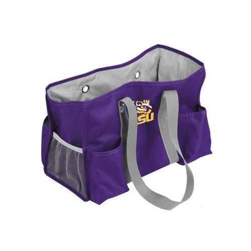 Lsu Logo Chair Junior Caddy Tote