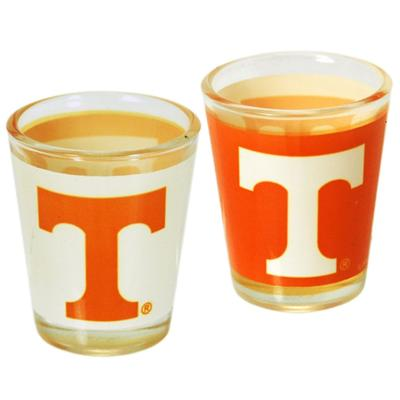 Tennessee 2 oz Two Tone Shot Glass