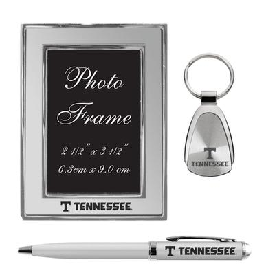 Tennessee LXG 3 Piece Photo Frame, Pen, and Key Chain Gift Set