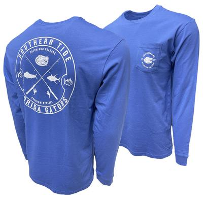 Florida Southern Tide Catch and Release L/S Tee
