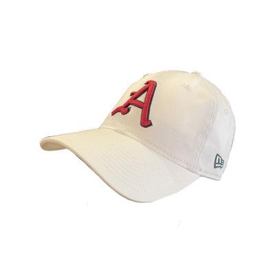 Arkansas 920 Baseball Script A Adjustable Hat