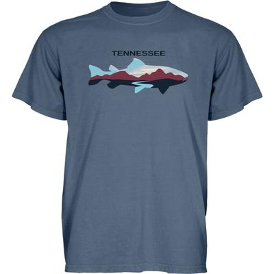 Blue 84 Trout Mountain River Short Sleeve Tee