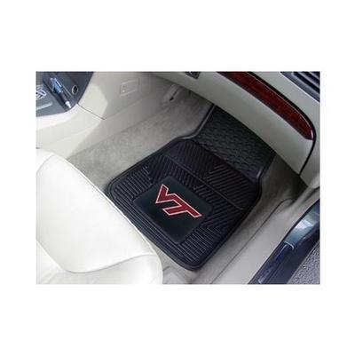 Virginia Tech Vinyl Car Mats