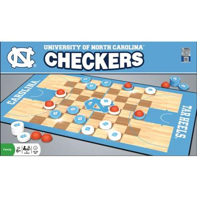 UNC Checkers Game