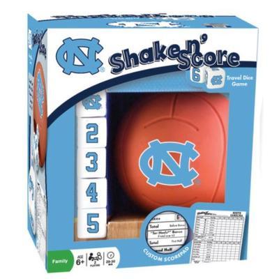 UNC Shake N Score Game