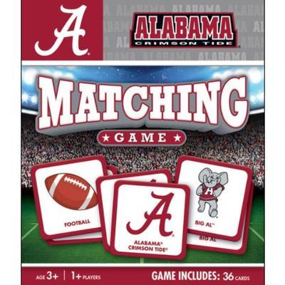 Alabama Matching Game