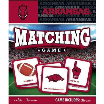 Arkansas Matching Game