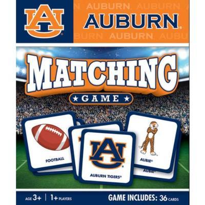 Auburn Matching Game
