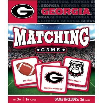 Georgia Matching Game