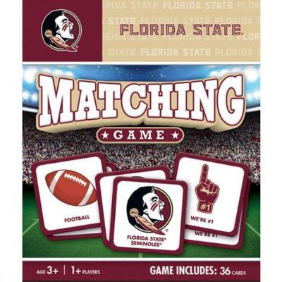 Florida State Matching Game