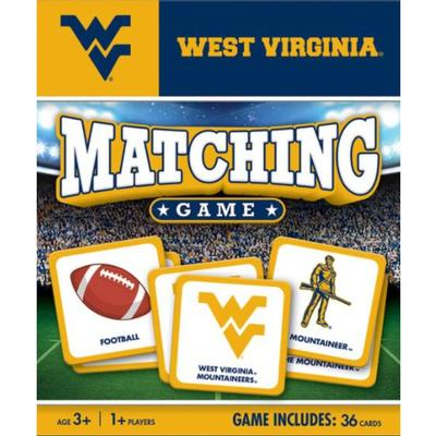 West Virginia Matching Game