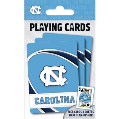 UNC Playing Cards