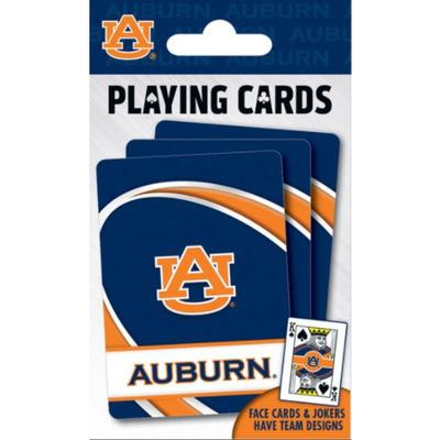 Auburn Playing Cards