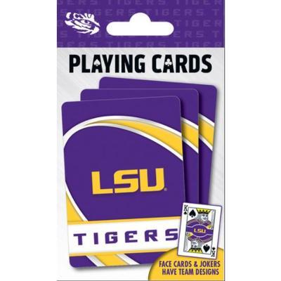 LSU Playing Cards