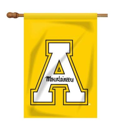 Appalachian State Block A House Flag