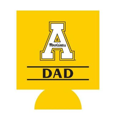 Appalachian State Dad Can Cooler