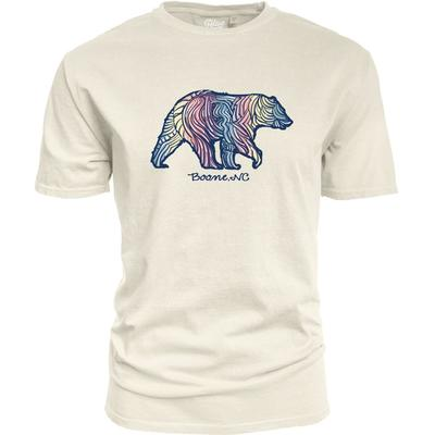 Blue 84 Boone Renegotiate Bear Overdyed Tee